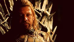 Watch this eddard stark GIF on Gfycat. Discover more Eddard Stark, eddard stark, game of thrones, gotedit, house baratheon, house stark, my crap, ned stark, robert baratheon, sean bean GIFs on Gfycat