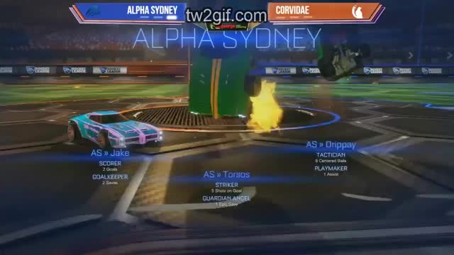 Watch and share Rocket League GIFs and Alpha Sydney GIFs on Gfycat