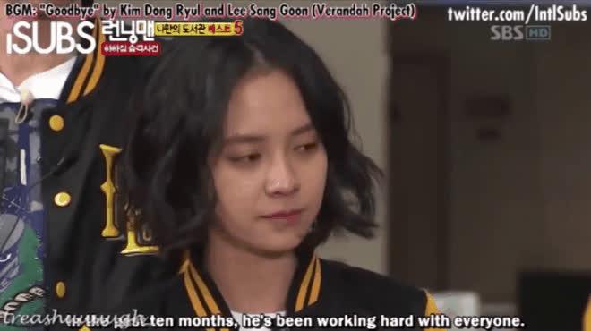 Ngoài Song Hye Kyo, Song Joong Ki còn một mối tình Song  Song đầy ngọt ngào tại Running Man