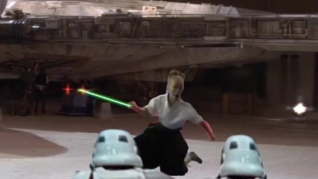 Watch and share Gifextra GIFs and Starwars GIFs by humangifer on Gfycat