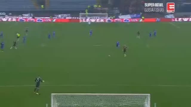 Watch and share Empoli Torino: Joe Hart Concedes An Unlucky Goal GIFs on Gfycat