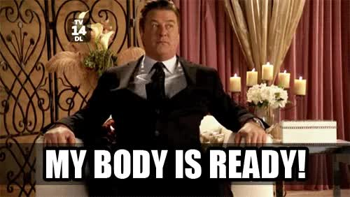 Watch this my body is ready GIF on Gfycat. Discover more related GIFs on Gfycat