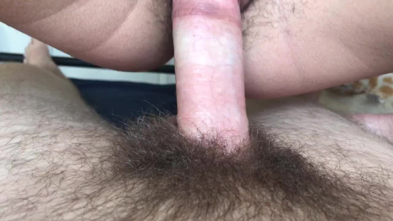 Cum leaking out from some fun this weekend ;)