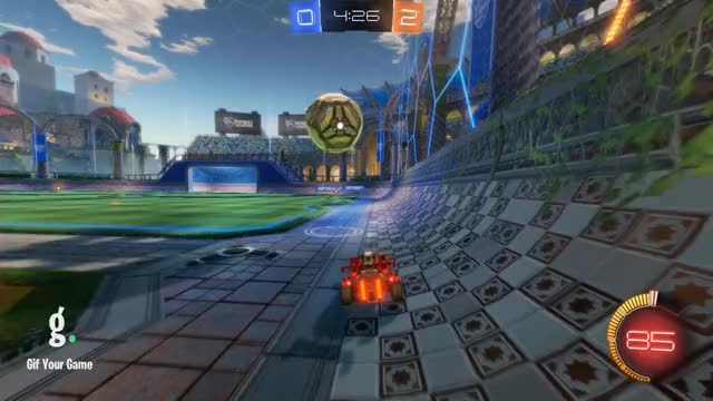 Watch Goal 3: bark bark GIF by Gif Your Game (@gifyourgame) on Gfycat. Discover more Gif Your Game, GifYourGame, Goal, Rocket League, RocketLeague, bark bark GIFs on Gfycat