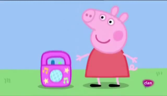 Watch and share Peppa Pig Bailando Reggaeton GIFs on Gfycat