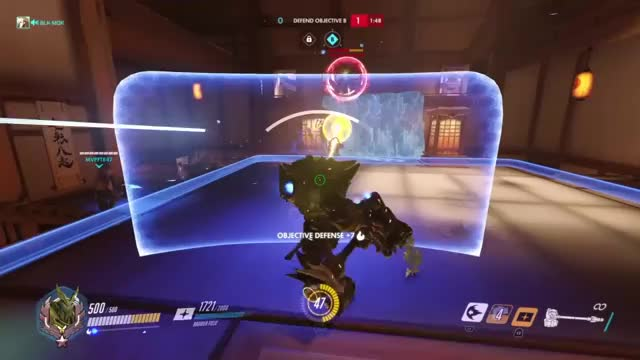 Watch free squish GIF by @di666ler on Gfycat. Discover more Overwatch, ps4share, sony interactive entertainment GIFs on Gfycat
