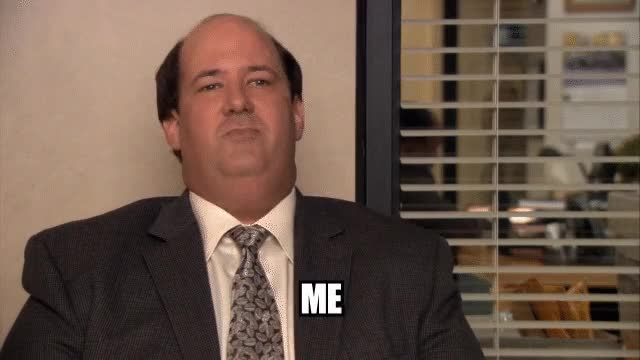 Watch Kevins Small Talk - The Office US GIF on Gfycat. Discover more brian baumgartner GIFs on Gfycat