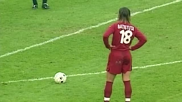 Watch and share BATISTUTA - Roma V Verona GIFs on Gfycat
