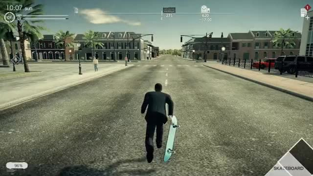 Watch and share York Skateboarding In Deadly Premonition 2 GIFs by asponge on Gfycat