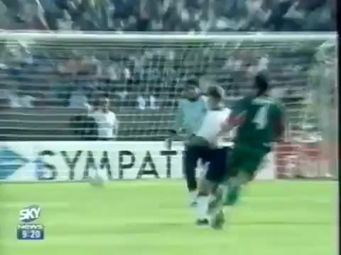 Watch and share OWEN - England V Morocco, 1998 GIFs on Gfycat