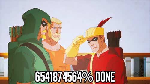 Watch and share My Gif Graphics Young Justice Cartoonnetwork Roy Harper Dc Nation Fucking Done I FUCKING HATE HIATUSES Tired Of Your Bullshit CN GIFs on Gfycat