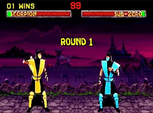Watch and share Mortal Kombat GIFs and Scorpion GIFs on Gfycat