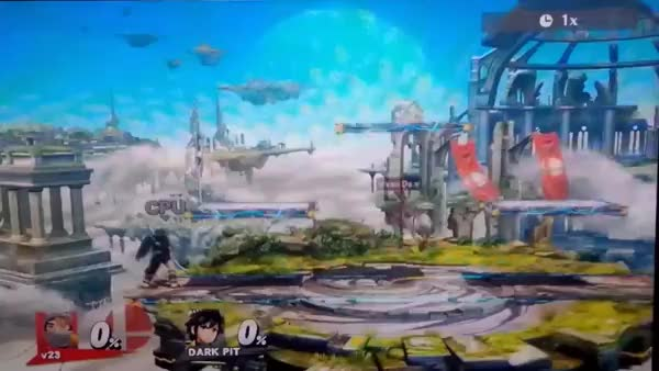 Watch and share Smashbros GIFs by v23 on Gfycat