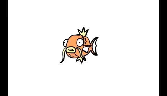 Watch and share Magikarp GIFs on Gfycat