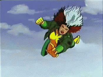 marvel, mutants, rogue, x-men, Xmen Rogue GIFs