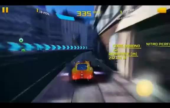 Watch and share Asphalt 8 - Live Multiplayer - London - Fight Shelby Cobra VS Range Rover VS Shelby Cobra ITA GIFs on Gfycat