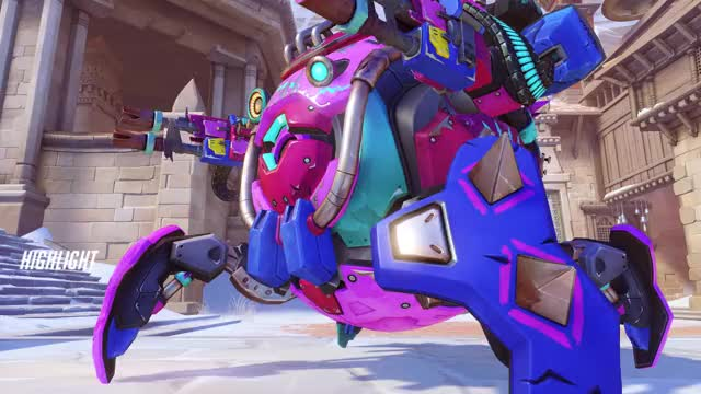 Watch Area denied GIF by @rigasha on Gfycat. Discover more Overwatch, highlight GIFs on Gfycat