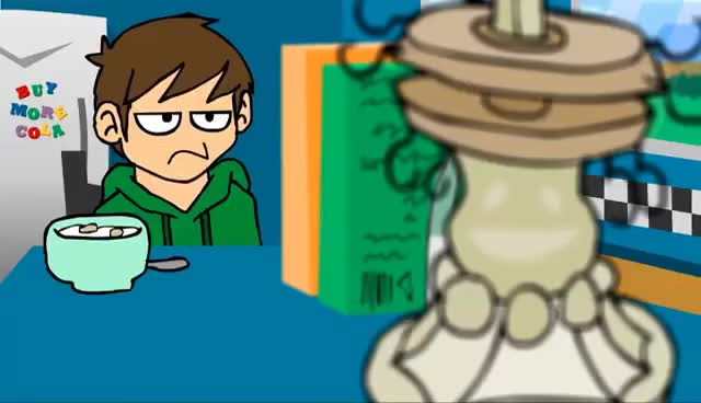 Watch Matt found junk!!! GIF on Gfycat. Discover more eddsworld GIFs on Gfycat