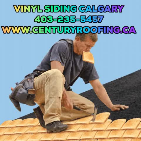 Watch Vinyl Siding Calgary GIF by Century Roofing Limited (@centuryroofingca) on Gfycat. Discover more Flat Roofing Calgary, Vinyl Siding Calgary, roofing companies GIFs on Gfycat