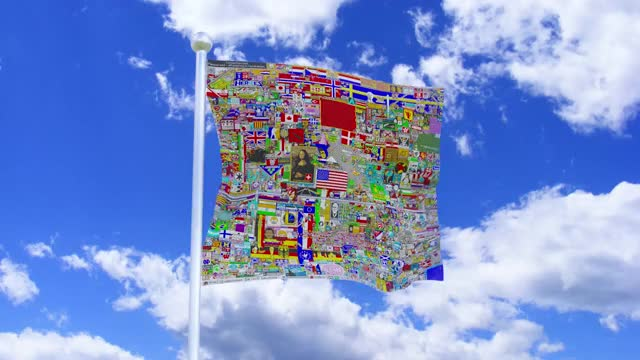 Watch Reddit r/place Flag GIF by John N. Mayer (@dangerparticles) on Gfycat. Discover more flag, place, reddit GIFs on Gfycat