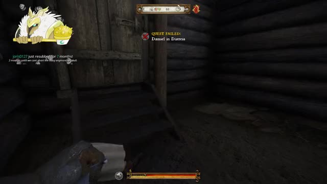 MOONMOON_OW Playing Kingdom Come: Deliverance - Twitch Clips