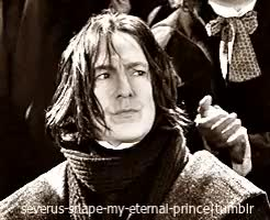 Watch Who can resist his charm?    GIF on Gfycat. Discover more alan rickman, century, my eternal prince, potions master, professor snape, severus snape, snape GIFs on Gfycat