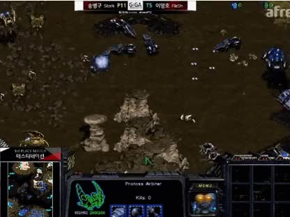 Watch and share Starcraft GIFs by jtf0011 on Gfycat