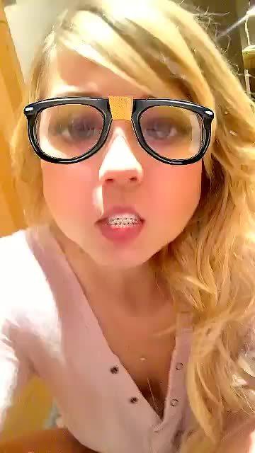 celebs, jennettemccurdy, God bless snapchat (reddit) GIFs