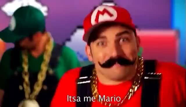 Watch and share Epic Rap Battles GIFs and Luigi GIFs on Gfycat