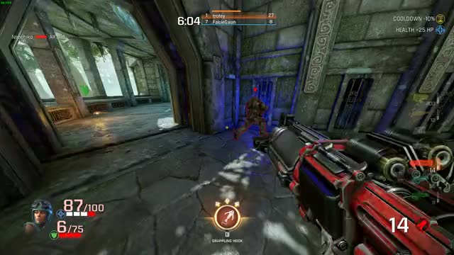 Watch and share Quake Champions Test GIFs on Gfycat