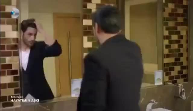 Watch and share Hayatımın Aşkı 1 Bölüm (Demir Ve Gökçe) Ahahahaha GIFs on Gfycat