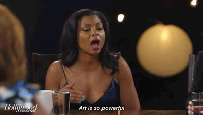 Watch this art GIF on Gfycat. Discover more art, cookie lyon, emmys, empire, taraji p henson, taraji p. henson, tv GIFs on Gfycat