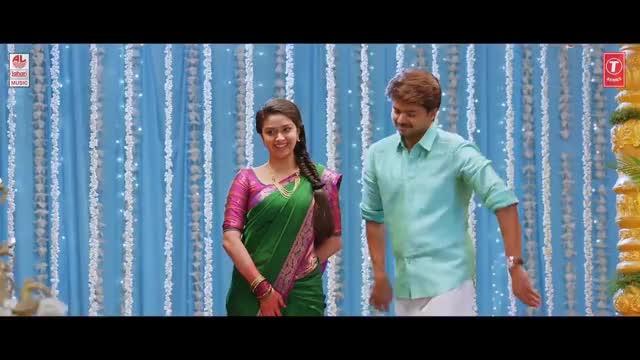 Watch and share Nillayo Video Song   Bairavaa Video Songs   Vijay, Keerthy Suresh   Santhosh Narayanan GIFs on Gfycat