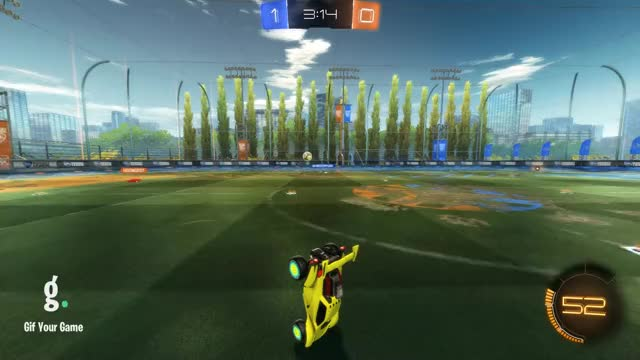 Watch Goal 2: Ahmedoppo09 GIF by Gif Your Game (@gifyourgame) on Gfycat. Discover more Eschil, Gif Your Game, GifYourGame, Goal, Rocket League, RocketLeague GIFs on Gfycat