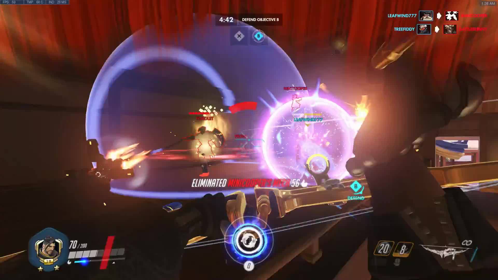 My greatest ult in 1200 hours