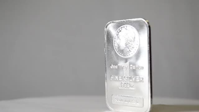 Watch and share Silver Bullion Bars GIFs and Silver Bullion Bar GIFs by Money Metals Exchange on Gfycat