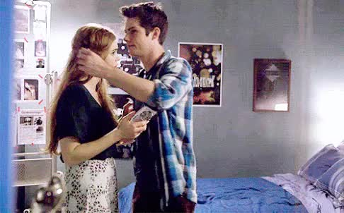 Watch stiles stilinski GIF on Gfycat. Discover more dylan o'brien, stalia, stilesgifs, stydia, teen wolf GIFs on Gfycat