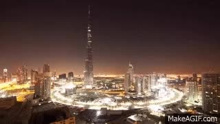 Watch and share Dubai 24 Hour Timelapse GIFs on Gfycat