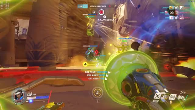 Watch and share Overwatch GIFs and Charge GIFs by krtekd on Gfycat