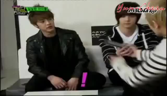 Watch Ahh GIF on Gfycat. Discover more Kpop, mblaq, seungho GIFs on Gfycat