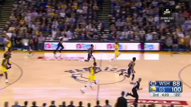 Watch and share Curry Highlights GIFs and Warriors Wizards GIFs by Ely Sussman on Gfycat