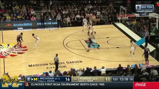 Watch and share Duncan Robinson GIFs and Zavier Simpson GIFs by MGoBlog on Gfycat