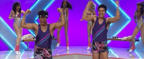 Watch aerobics GIF on Gfycat. Discover more related GIFs on Gfycat