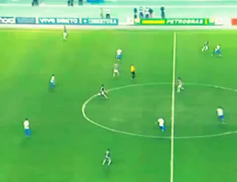 Watch and share Fluminense X Avai - 21/09/2011 Lençol De Deco GIFs on Gfycat
