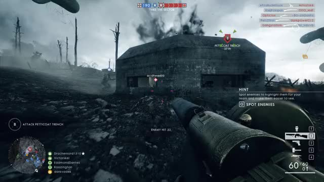 Watch and share Battlefield GIFs and 60fpsgfy GIFs by DarkVadek on Gfycat
