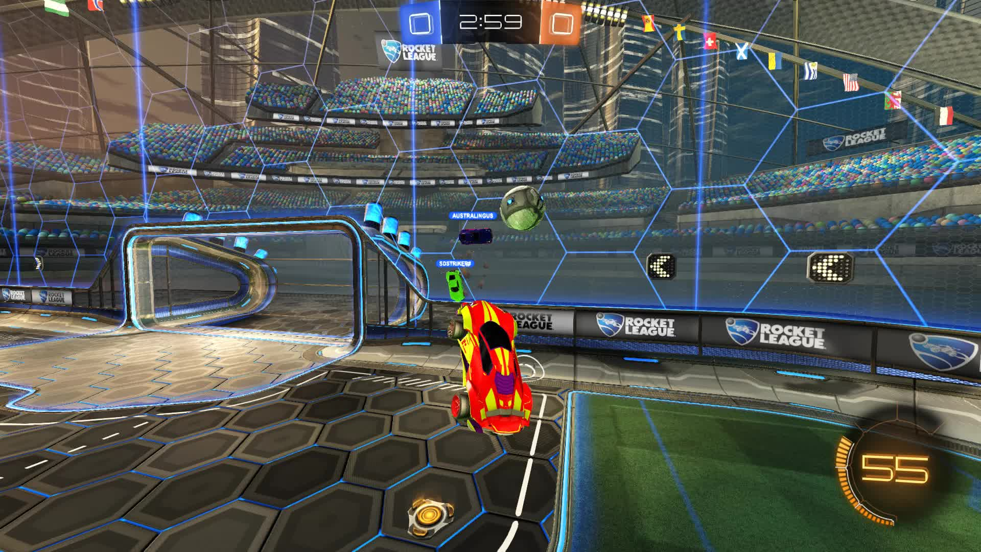 RocketLeague, Replay 2018-09-06 02-40-26 GIFs