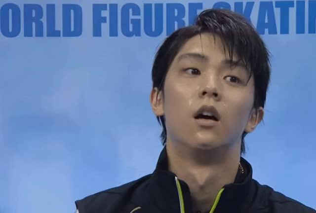 Watch and share Figure Skating GIFs and Yuzuru Hanyu GIFs on Gfycat