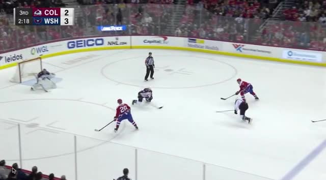 Watch and share Washington Capitals GIFs and Colorado Avalanche GIFs by peterhassett on Gfycat