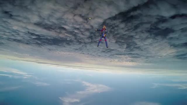 Watch and share Skydiving GIFs and Woahdude GIFs by Two_Inches_Of_Fun on Gfycat