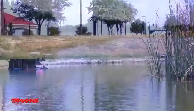 Watch Slash 4X4: Hydroplane Jump On Water! GIF on Gfycat. Discover more related GIFs on Gfycat